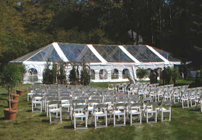 Clear Top Tents & Clear Top Tents - Bergen Party Rentals