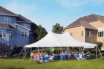 Elite Party Tent Packages